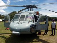 米軍 ヘリコプター1