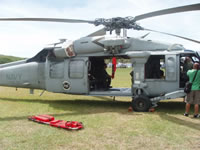 米軍 ヘリコプター2