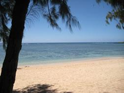 トンガンビーチ